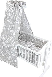 Marken Baby Nestchen Bettumrandung Babybett Kopfschutz Frottee 25 x 170cm