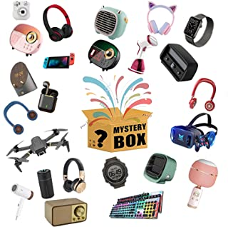 Lucky Box Mystery Electronic Boxes Mysteries Box, (Electronic Equipment) Random Product, Everything is Possible, You Can G...