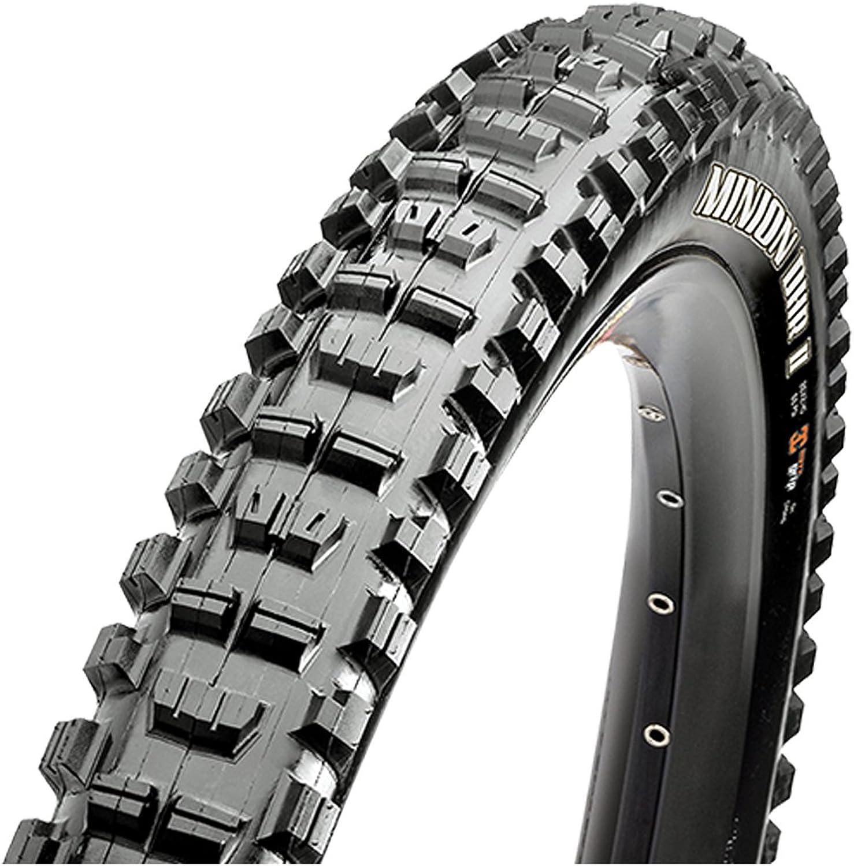Tires Max Minion Dhr Ii 26X2.4 Bk Fold 60 Dc Exo Tr Wt
