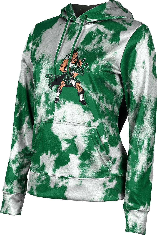 ProSphere Upland High School Girls' Pullover Hoodie, School Spirit Sweatshirt (Grunge)