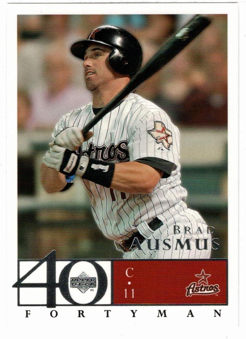 Brad Ausmus Baseball Card 2003 Upper Deck Surprise price Man 364 MT 40 Time sale NM #
