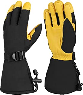 Comfortable Riding Protection Cafe Racer Half Gauntlet with Mobile Touchscreen Cool Medium Premium Leather Motorcycle Gloves Camel