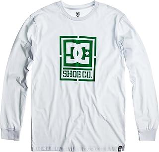 DC Shoes Gelly Longsleeve Men's Sweatshirt White Small