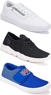 SWIGGY Combo Pack of 3, Sports Running Shoe for Men