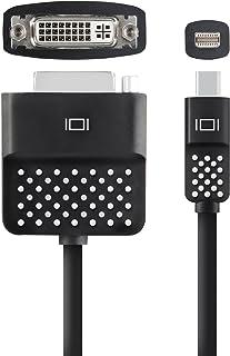 Belkin Mini DisplayPort™ to DVI Adapter F2CD029bt Black