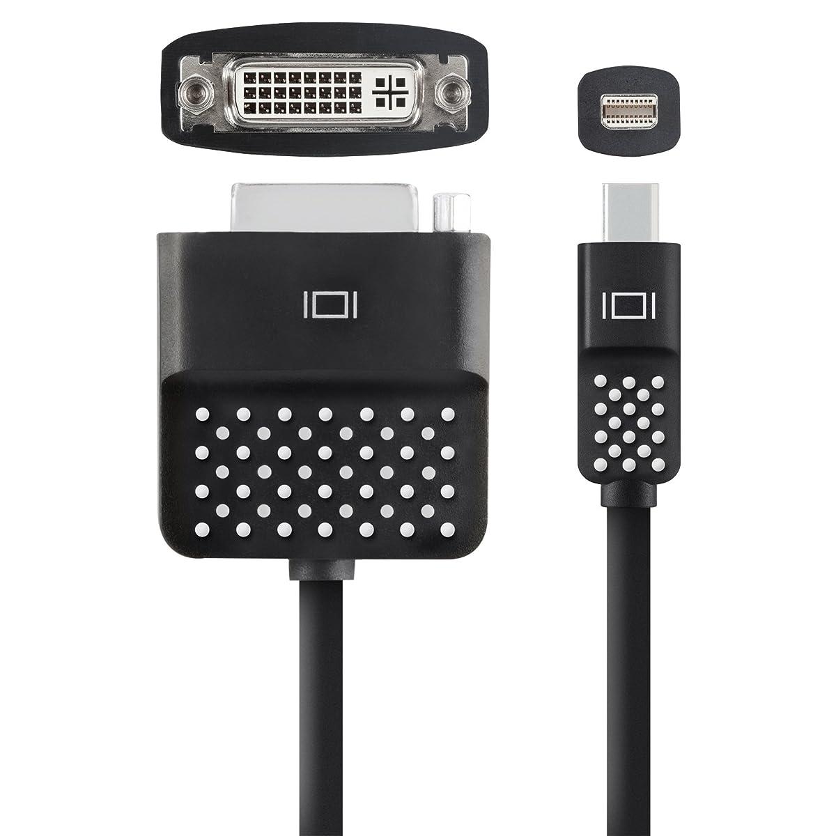 Belkin Mini Displayport to DVI Adapter (F2CD029bt)