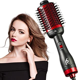 PF 79 Hair Dryer Brush, One Step Hot Hair Brush & Volumizer Professional Brush Hairdryer Hot Comb hair blower and styler for women and men