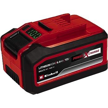 Einhell 4511502 - Batería 18 V 4-6Ah Power X-Change plus: Amazon.es: Bricolaje y herramientas
