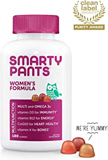 acne vitamins by SmartyPants