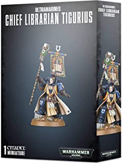 Games Workshop Warhammer 40,000 ULTRAMARINES Chief Librarian TIGURIUS