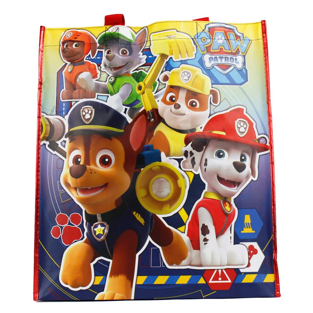 Nickelodeon Nickelodeon Paw Patrol Nonwoven Large Tote Bag
