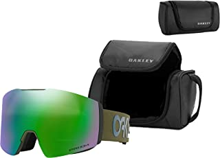 Oakley Fall Line XL Factory Pilot Progression w/Prizm Jade Iridium with Large Goggle Soft Case