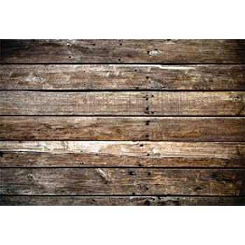 Vinyl 10x10ft Seamless Grunge Weathered Wall Photography Background Wooden Plank Retro House Decoration Wallpapers Backdrops Children Adults Artistic Photo Studio Props