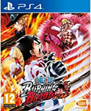 One piece burning blood for ps4
