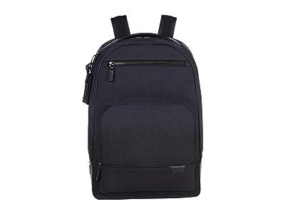 Tumi Harrison Warren Backpack (Charcoal Ombre) Backpack Bags