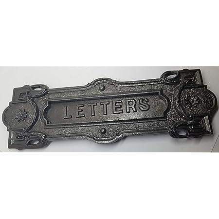 Large Letter Slot for Antique Front Doors Rust-Proof Letter Slot ...