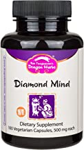 Dragon Herbs Diamond Mind -- 500 mg - 100 capsules