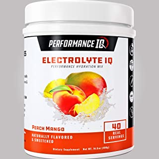 Complete Electrolyte Powder, Strawberry Lemonade, Sports Performance Hydration Drink Mix, 40 Real Servings, No Added Sugar...