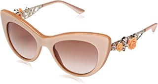 دولشي اند غابانا نظارة شمسية للنساء - زهري