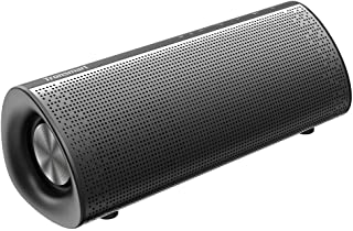 Bluetooth Speaker,Tronsmart Element Pixie Portable Wireless Speaker with Built-in Mic,15W Super Bass,Double Passive Radiators,True Wireless Stereo,15-hour Playtime, Hands-Free Calling , 3.5mm Audio Cable For Phones Computer Home Party Riding Hiking Camping Outdoor