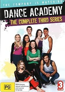 Dance Academy Complete Series 3 Set Dance Academy - Complete Series Three NON-USA FORMAT, PAL, Reg.0 Australia