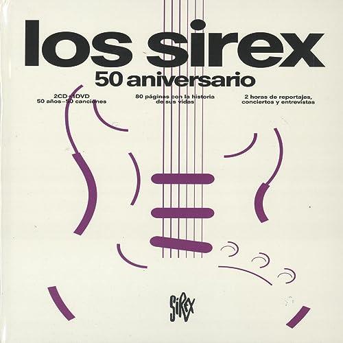 Los Sirex. 50 Aniversario de Los Sirex en Amazon Music - Amazon.es