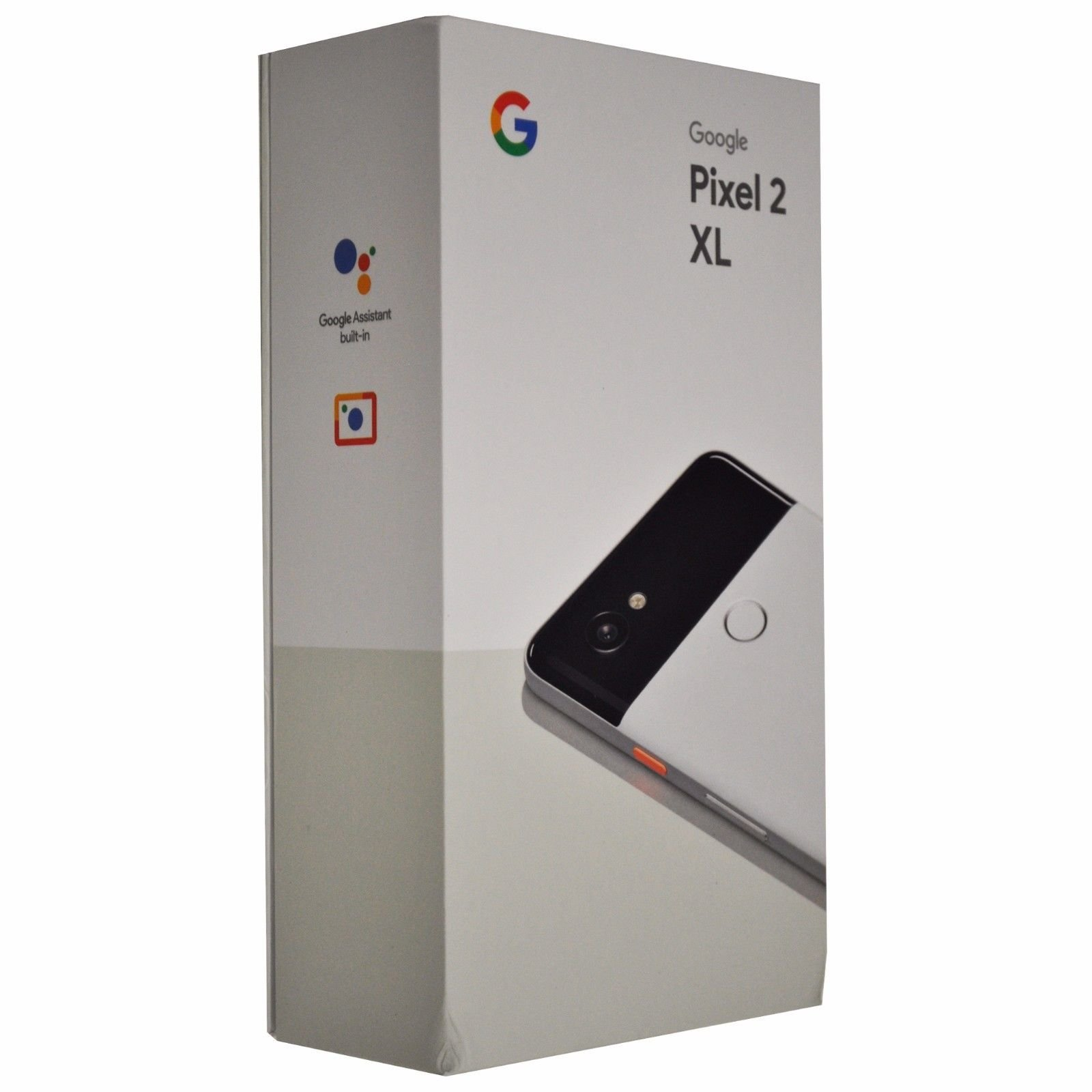 Google Pixel 2 XL 128 GB – Smartphone Negro/Blanco: Amazon.es ...