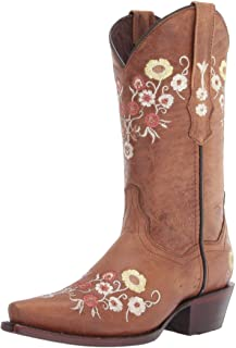 Details about  /Oak Tree Tall Chalice Cowboy Boot White Size 8.5,9.5,10