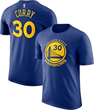 Outerstuff NBA Youth Performance Game Time Team Color Player Name and Number Jersey T-Shirt