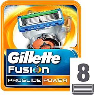 Gillette Fusion ProGlide Razor Replacement Blades - 8 counts (Packaging may vary)