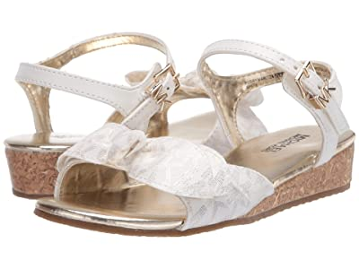 MICHAEL Michael Kors Kids Perry Maritza (Little Kid/Big Kid) (White) Girl