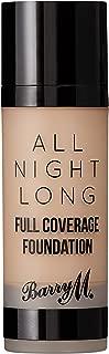 Barry M Cosmetics All Night Long Liquid Foundation - Oatmeal