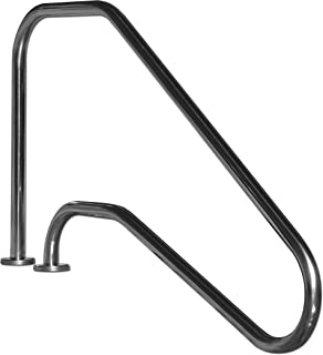 handrails for inground swimming pools