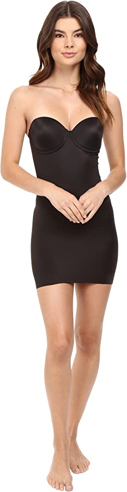 Miraclesuit Shapewear - Real Smooth Strapless Slip
