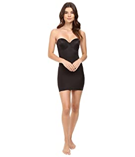 Real Smooth Strapless Slip