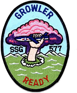 SSG-577 USS Growler Patch