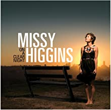 missy higgins on a clear night