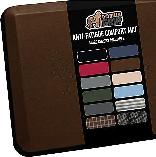 GORILLA GRIP Original Premium Anti-Fatigue Runner Comfort Mat, 70x24, Phthalate Free, Ergonomically Engineered, Extra Supp...