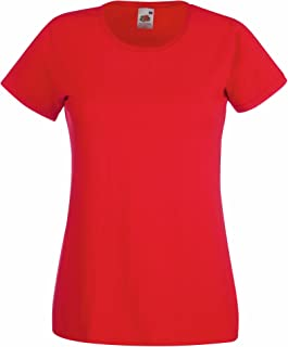 52192da8 Amazon.co.uk: Red - Tops, T-Shirts & Blouses / Women: Clothing