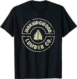 Morningwood Lumber Company Shirt Funny Offensive Shirt