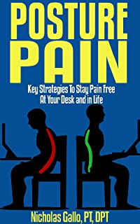 Posture Pain: Key Strategies to Stay Pain Free at  Your Desk and in Life