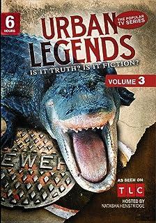 Urban Legends - Volume 3 - 2 DVD Set (5 Hours) - Amazon.com Exclusive