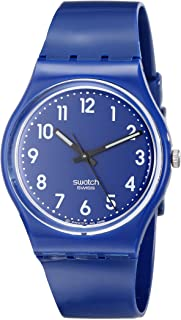 Swatch Men's GN230 Up-Wind Blue Watch