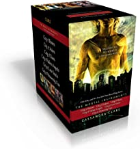 the mortal instruments book set hardcover