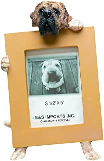 English Mastiff Picture Frame Holds Your Favorite 2.5 by 3.5
