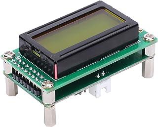 BOLORAMO Module de Compteur de fréquence, Module d'affichage de fréquence, écran LCD 1 MHz ~ 1,2 GHz, Usine pour l'afficha...