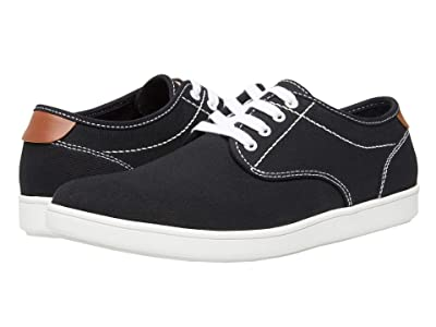 Steve Madden Fenta (Black Canvas) Men