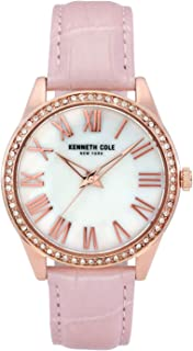 Kenneth Cole Women 's KC50941004 Quartz Pink Watch