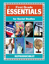 First Grade Essentials for Social Studies (Everything Book)