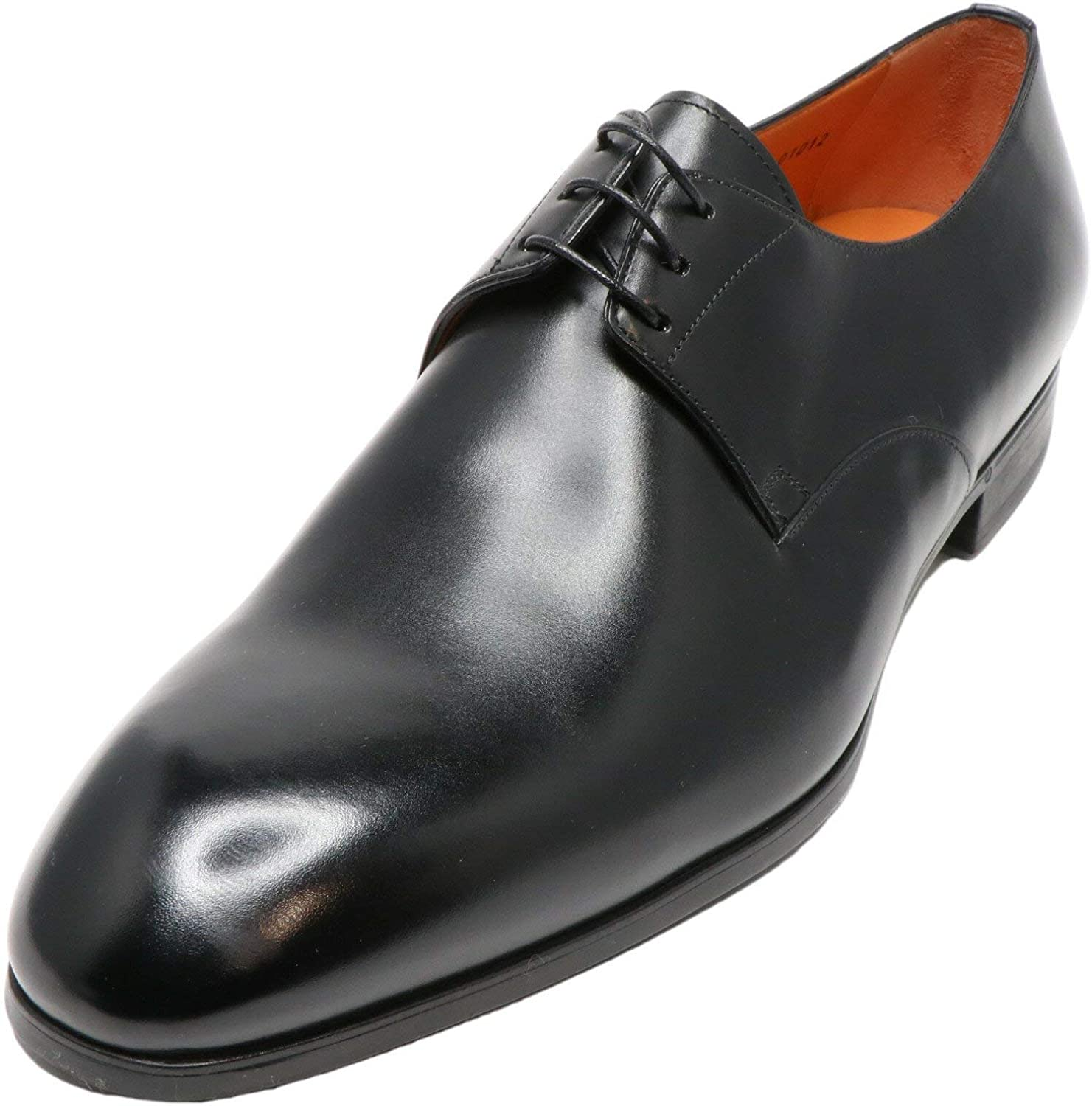 Santoni Men's Induct Ankle-High Leather Loafers & Slip-On